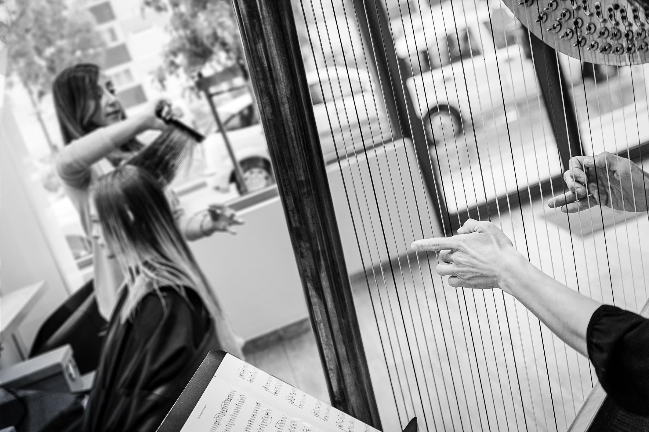 Opéra de Lyon Sagesse salon de beauté 2017 ©Christophe Charpenel