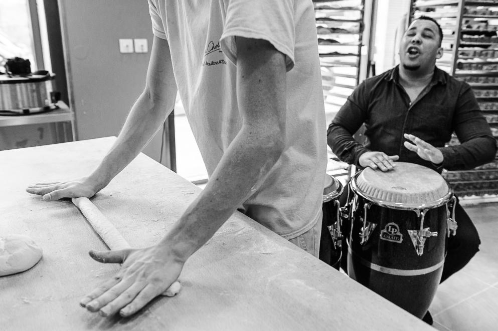 Duos des métiers Opéra de Lyon boulangerie Janna 2017 ©Charpenel