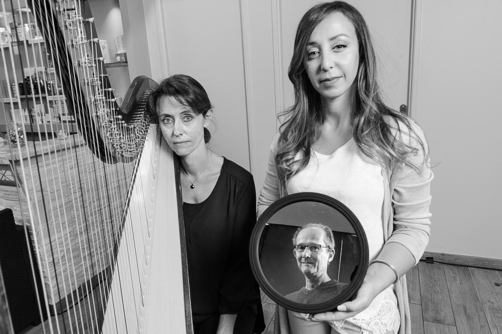 Duos des métiers Opéra de Lyon Sagesse salon de beauté 2017 ©Charpenel