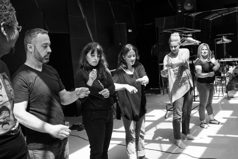 Duos des métiers Opéra de Lyon 2018 ©Christophe Charpenel